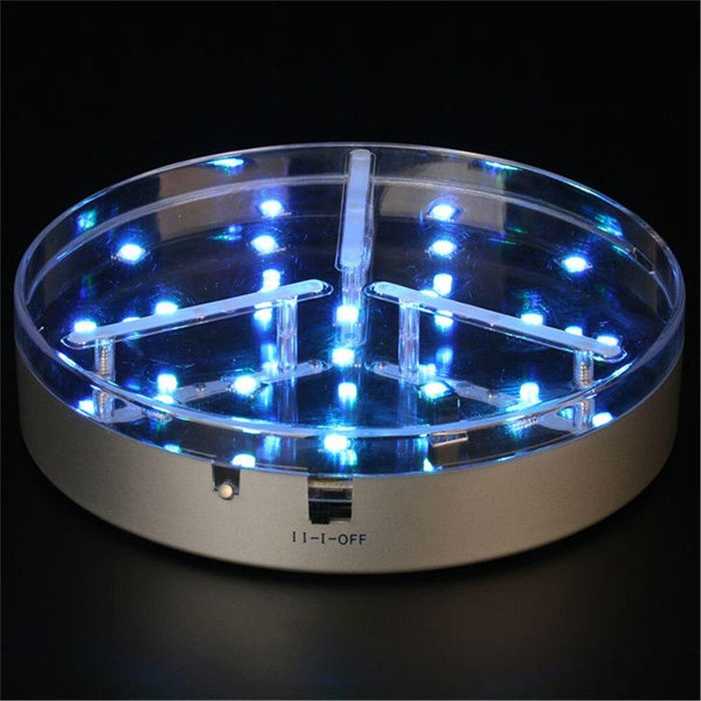6 Inch Led Bruiloft Centerpieces E-lluminator Oplaadbare Batterij Operated Tafel Decor Led Light Base Voor Decoratie Dingen Geschikt Maken Voor De Mensen