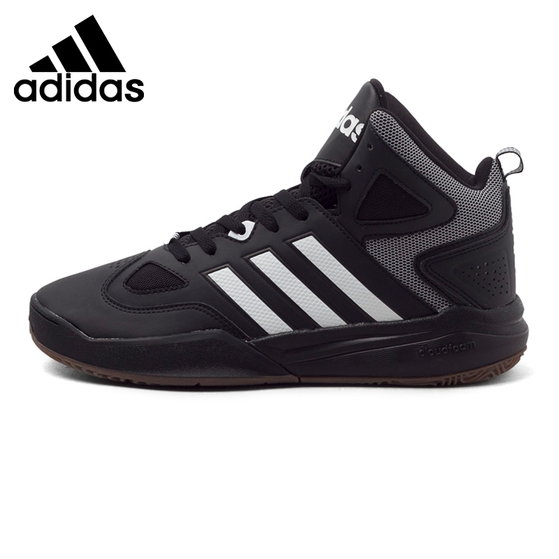 Original New Arrival Adidas CLOUDFOAM THUNDER MID Men's Basketball Shoes Sneakers