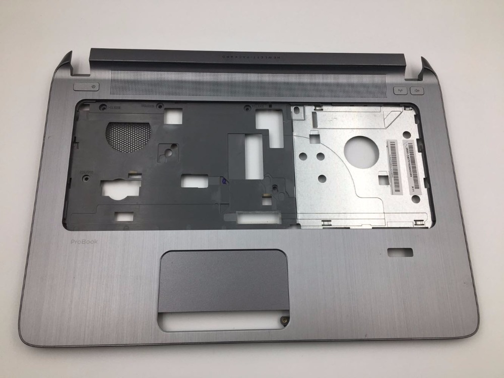 New Original For HP Probook 440 445 G2 Palmrest Upper Case Keyboard Bezel Touchpad цены онлайн