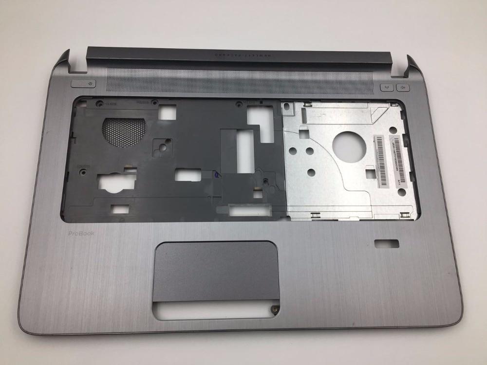 New Original For HP Probook 440 445 G2 Palmrest Upper Case Keyboard Bezel Touchpad new notebook laptop keyboard for hp probook 430 440 445 g3 sp spain latin layout
