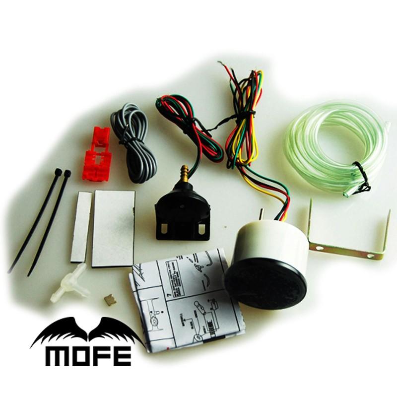 МИД оригинальный Tip 20 шт. аналогия цифровой светодиодный 52 мм 2 дюймов бар автомобилей вакуумметра с датчиком
