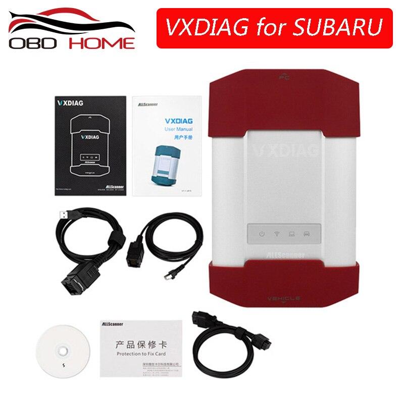 US $301 27 22% OFF|2018 VXDIAG for SUBARU SSM III SSM3 Multi diagnostic  tool V2016 04 VXDIAG VCX PLUS Diagnostic scanner for Gasoline and Diesel-in