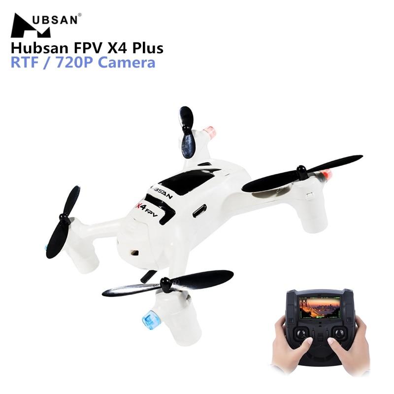 Hubsan FPV X4 más H107D + Drone con 720 p HD Cámara 6 eje Gyro RC Quadcopter RTF Drone gran Angular Cámara RC Quadcopter