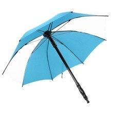 Susino Tout en 1 en Été Gicler Parapluie jouet d'extérieur pistolet à eau Parapluies Pulvérisation d'eau De Natation Plage Enfant Adultes Jeux D'eau Bleu