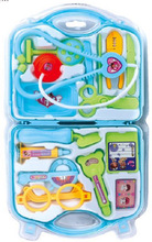 Children s doctor toy set stethoscope boy girls play house simulation injection medical kit