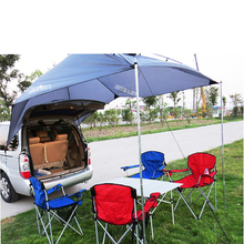 1pcs Portable Outdoor Camping Equipment Waterproof Large Awning Sun Shade Shelter Family Beach Picnic Party Camping Tent Marquee