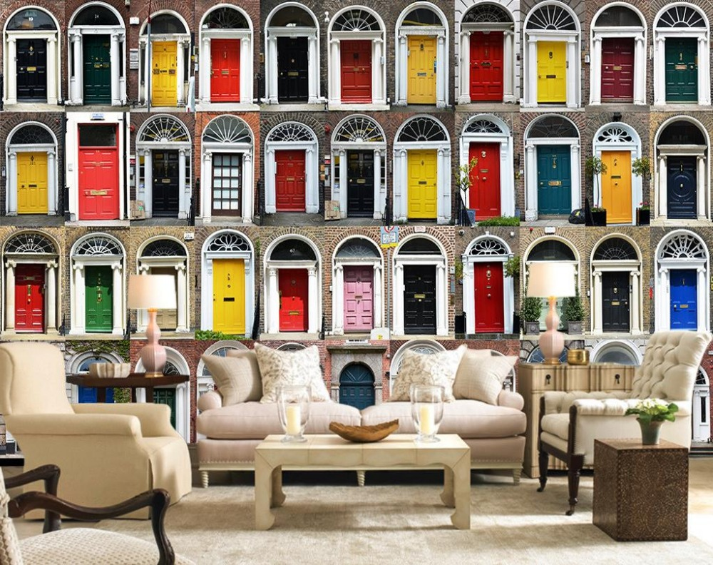 European-non-woven-home-decor-font-b-wallpaper-b-font-font-b-mural-b-font-font Jual Wallpaper Dinding, Cara dan Keuntungannya  wallpaper