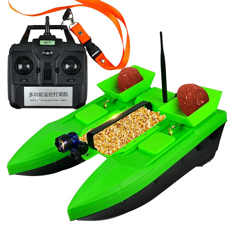 2018 New Large Intelligent automatic Remote Control Dipping boat 500M 2KG 4 level wind r ...