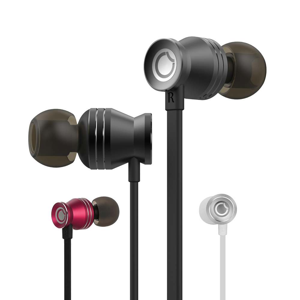 GGMM C300 In-Ear Écouteurs Écouteurs Antibruit Écouteur pour Téléphone Casque Naturel Son Écouteur Avec Micro fone de ouvido