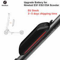 Original batería de actualización Kits para Ninebot ES1 ES2 ES4 KickScooter inteligente Scooter Eléctrico plegable monopatín Accesorios