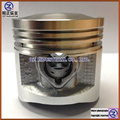 QZ high precision high quality hign performance for HONDA motorcycle engine parts 56.5mm CG125 piston