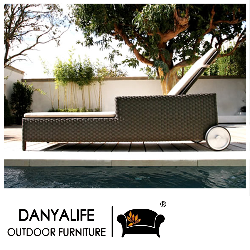 DYLG D111B Danyalife Custom Made Outdoor Patio Lounger Chair