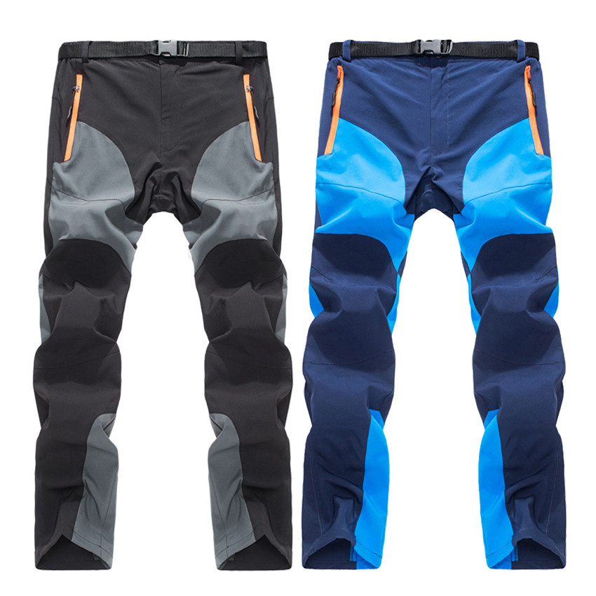Image 2 - 2019 Men's Summer Quick Dry Pants Outdoor Sports Breathable Hiking Camping Trekking Travel Fishing Climbing Trousers-in Hiking Pants from Sports & Entertainment
