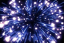 Laeacco Glitter Polka Dots Fireworks Firecrackers Party Night Scenic Photo Backgrounds Photographic Backdrops For Studio