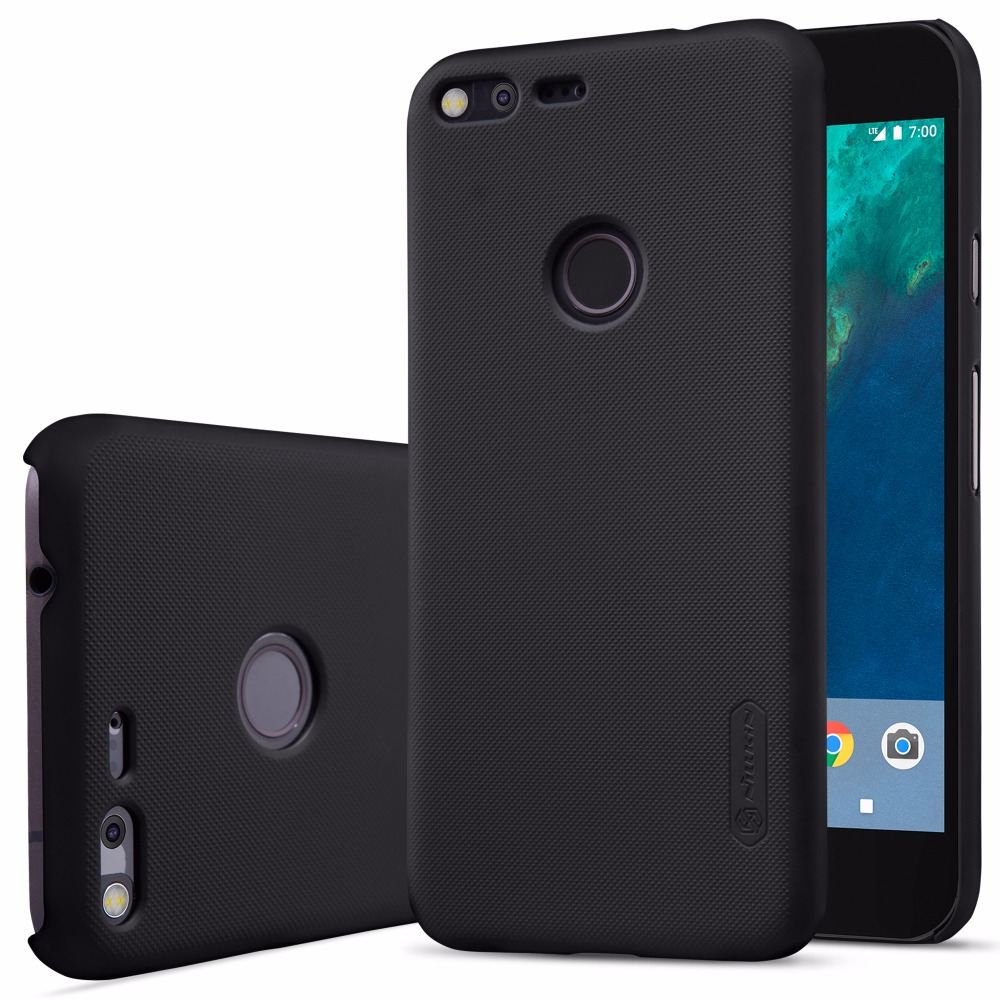 Case For HTC Google Pixel/Pixel XL Case Cover NILLKIN Super Frosted Shield Matte Hard Back Cover