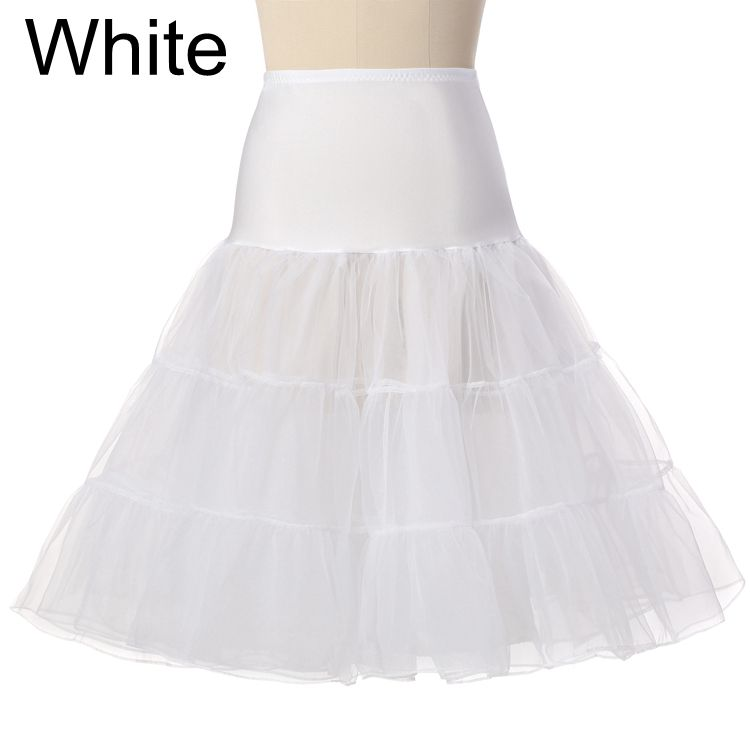 Бесплатная Короткие органзы Детское пальто с Хэллоуином кринолин Винтаж Свадебные Нижняя юбка для Свадебные платья Нижняя юбка в стиле