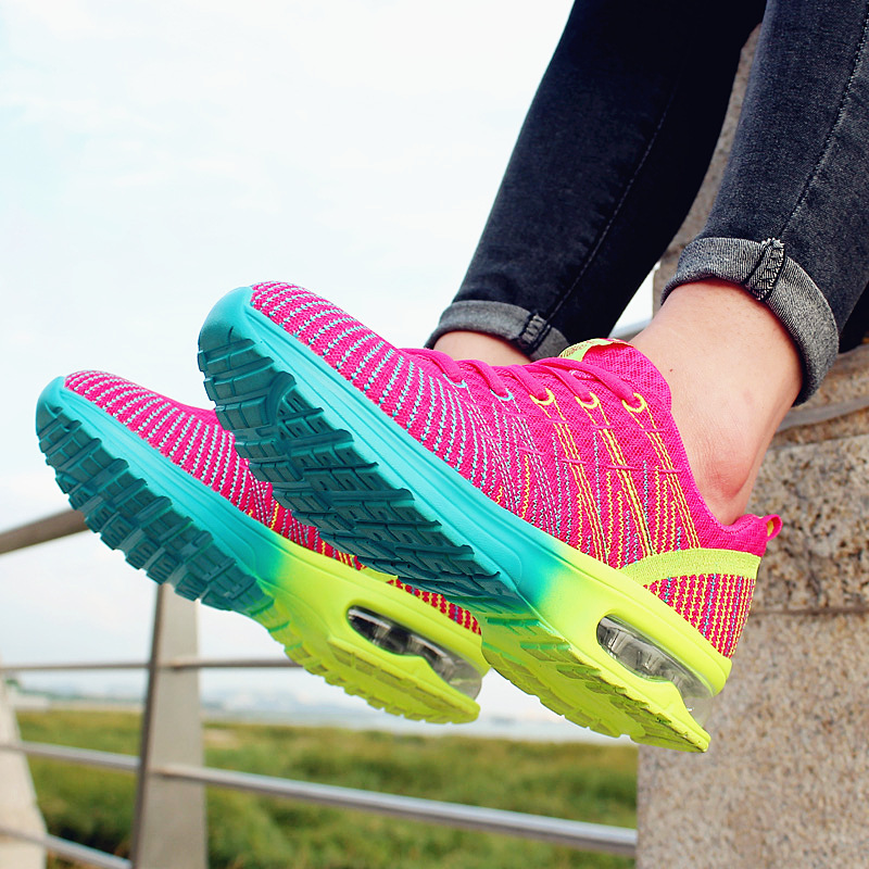 Colorful-Superstar-Shoes-Woman-2017-Flying-weaving-Flats-Sport-female-Breathable-cushioning-air-cushion-Leisure-Zapatos (3)