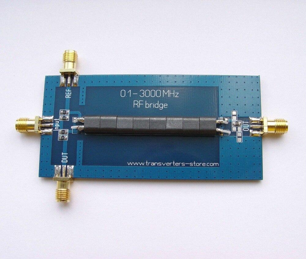 Wide Band Ham Radio 12bit ADC 24 1700 MHz VHF/UHF/SHF TCXO