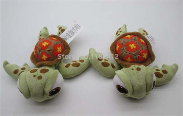 Online Shop Finding Nemo Dory Squirt Sea Turtle Plush Toy Stuffed