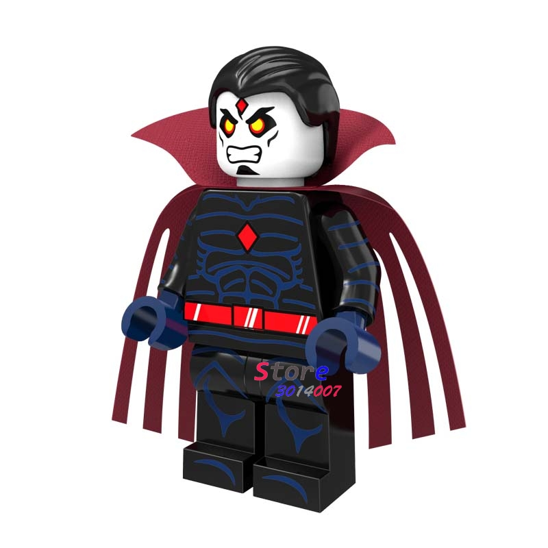 Single star wars super heroes marvel dc comics Xmen Mister Sinister building blocks models bricks toys for children kits adult children rechargeable electric hair clipper beard trimmer hair cutting machine haircut styling tools hs11