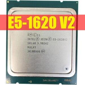 Image 1 - Intel Xeon Processor E5 1620 V2 E5 1620 V2 CPU L3=10MB 3.7GHZ  LGA 2011 Server processor 100% working properly Desktop Processor