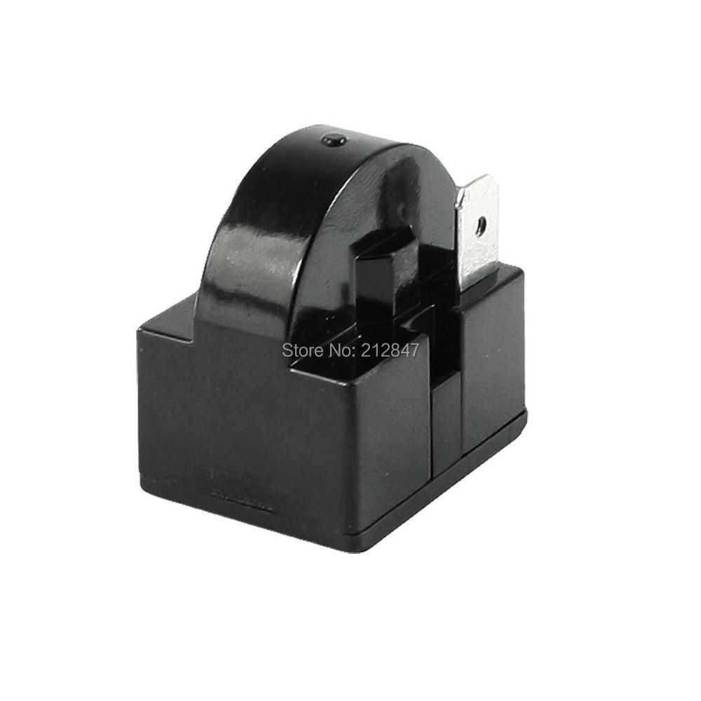 15 Ohm Resistance Single Pin Terminals Refrigerator PTC Starter Relay ohm cc 26w