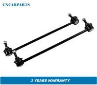 2 uds estabilizador de enlace de barra estabilizadora compatible con Citroen C3 Picasso c elysee Peugeot 207  5087 55|Barras estabilizadoras| |  -