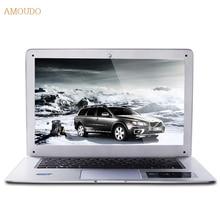 Amoudo-6c плюс intel core i7 процессор 14 дюймов 8 ГБ ram + 750 ГБ hdd windows 7/10 система 1920*1080 p bluetooth, wi-fi ноутбук ноутбука