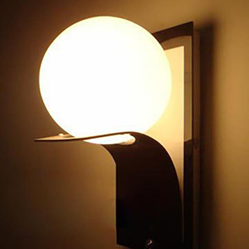 ФОТО modern wall light bathroom wall lights dining room restaurant sconce wall lamp for bar aisle balcony bed living room lighting