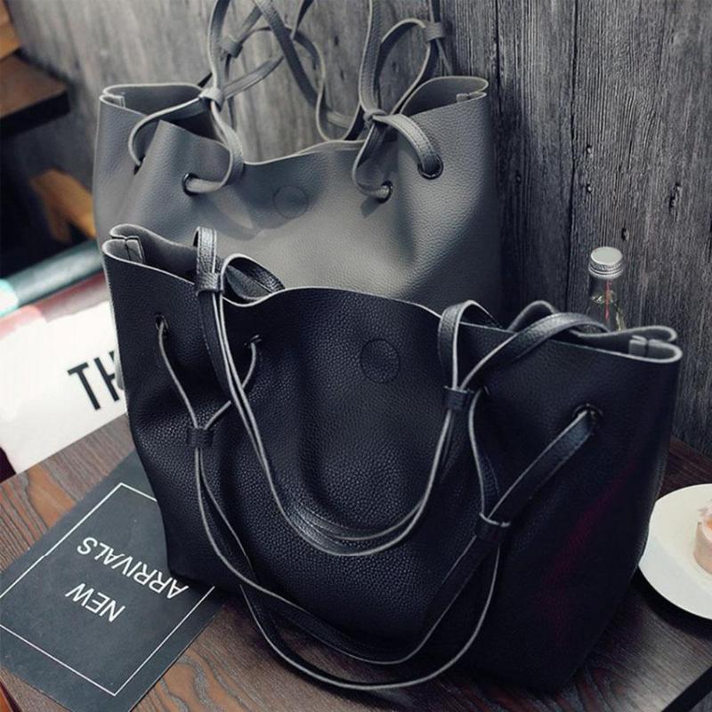 2 Pcs/Set High Capacity Bags for Women  hand bags  Handbags Women Bags 4 one size 29