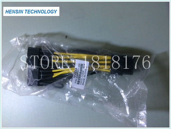 NVIDIA Graphics Card Power Cable for Tesla K80 in Stock Original 030-0571-000