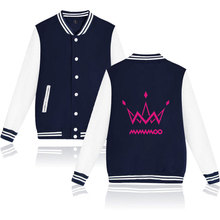 Winter Coats Jackets Large-Size And for Women MAMAMOO Harajuku Purple Hot-Sale Fashion