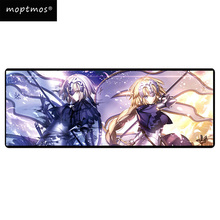 Anime Girl Mouse pad Extended Gaming Pad Speed Soft Gamer Mat Large Size 800*300mm