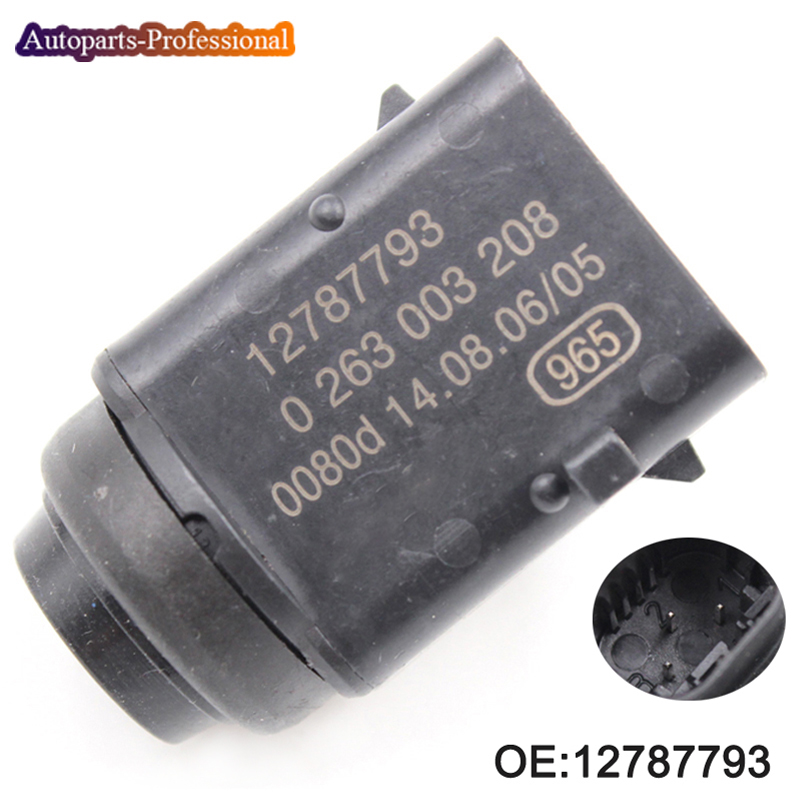 High Quality PARKING SENSOR PDC Reverse 12787793 0263003208 For Opel Ford