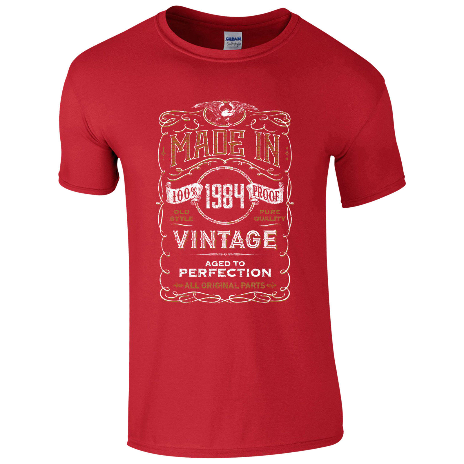 1967 T Shirt Birthday Present Vintage Born Age Womans Ladies 17 Sizes Available