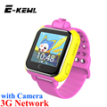 GW1000 Q75 3G Touch Screen Smart Watch with camera Children SOS Call Location Finder Device Tracker Kid Safe Anti Lost Monitor