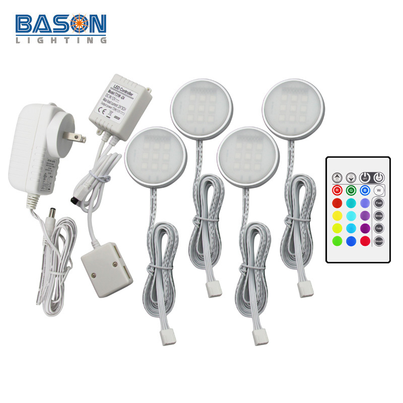 Bason Kitchen Led Under Cabinet Lights Dimmable With