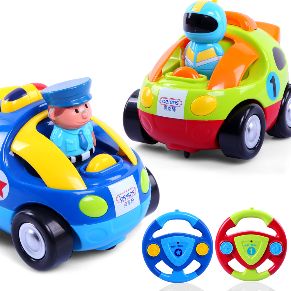 rc car baby cartoon fast remote control cars toys educational toys for babys car styling furious racinradio controlled toys