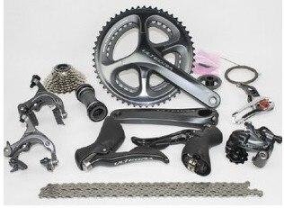 11 vitesse! Manivelle 172.5mm! 2018 Ultegra 6800 groupset vélo de Route groupsets 53/39 t utiliser pour carbone vélo de Route