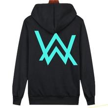 Alan Walker Luminour hoodies man woman fahion pullover hoodies luminous glowing in dark jacket- custom logo logo printing gift alan walker 2018 03 31t20 00