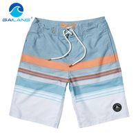 Gailang Brand Men Shorts Casual Jogger Sweatpants Beach Man Board Shorts Trunks Swimsuits Swimwear Boardshorts Activewear
