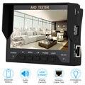 """Kkmoon 4.3 """"pantalla tft ip cctv cámara ahd 1080 p cctv tester monitor tester probador de cable de red para el sistema de vigilancia de seguridad"""