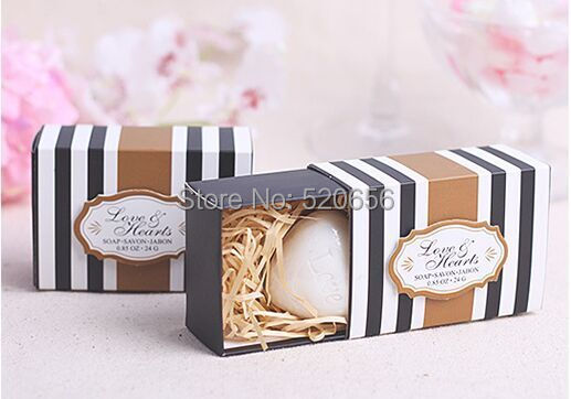 Wedding Bomboniere Gifts: Wedding Favor Heart Soap Wedding Bomboniere Baby Shower