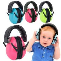 Giantree Kid Earmuff Baby Ear Protection Earflap Anti Noise Sports New Baby Ear Protection Shooting Earmuffs
