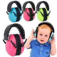 giantree Kid Earmuff Baby Ear Protection Earflap Anti-Noise sports New baby Ear Protection shooting earmuffs kids Gift