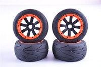 Новые тканевые шины на дорожные шины для HPI km ROVAN BAJA 5B LOSI DBXL
