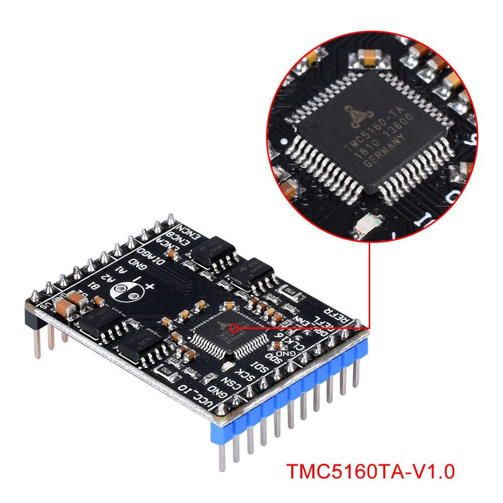 Detail Feedback Questions about TMC2208 V2 0 TMC2130 V1 1