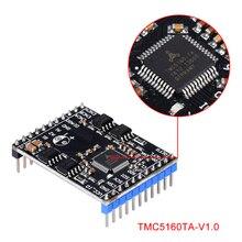 3D Yazıcı Parçaları TMC5160TA-V1.0 Yüksek Güç Step Motor Sürücü TMC5160 StepStick Süper Sessiz ile StealthChop/SpreadCycle