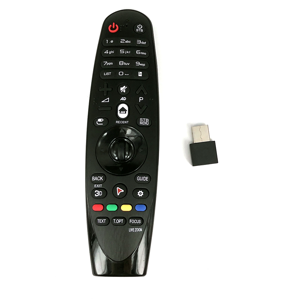 Image 3 - NEW AM HR650 AN MR650 Rplacement for LG Magic Remote Control for 2016 Smart TVs UH9500 UH8500 UH7700 FernbedienungRemote Controls   -