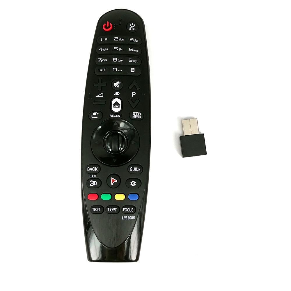 Image 3 - NUOVO AM HR650 AN MR650 Rplacement per LG Magico Telecomando di Controllo per il 2016 Smart TVs UH9500 UH8500 UH7700 FernbedienungTelecomandi   -